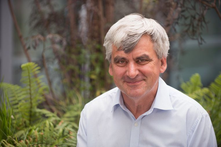 'Hoofdtuinman' Guy Barter. Beeld RHS/Adrian White