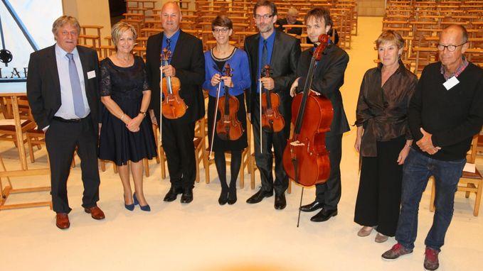 Abulafia boekt bijval met Amici Della Musica