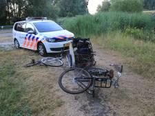 Politie houdt koperdief aan in Helmond, tweede verdachte ontsnapt door in kanaal te springen