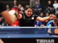 Marlotte Staps uit Boxtel overtreft zichzelf op NK tafeltennis: 'Dat is me nog niet eerder gelukt'