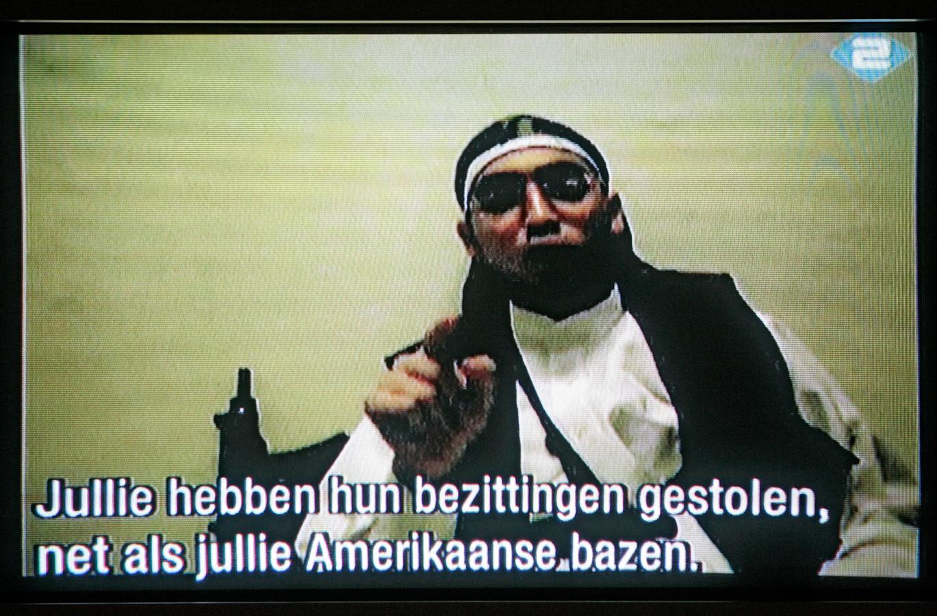 Samir A. nam in de periode dat hij omging met leden van de Hofstadgroep ook een afscheidsvideo op, de politie vond die opname tijdens een huiszoeking. Het tv-programma NOVA zond er een gedeelte van uit.