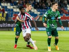 Willem II-trainer Fred Grim: 'Tegen NEC zag ik de Otschi die ik wil zien'
