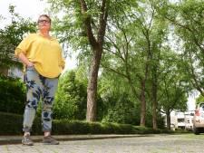 'Vliesjes berkenbomen zelfs in je onderbroek', bewoners Baronielaan in Kaatsheuvel zijn overlast zat