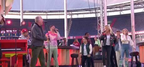 Ook laatste concert The Streamers trekt miljoenenpubliek: 'Feestje om dit feest te mogen geven'