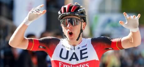 Tadej Pogacar va se préparer pour le Tour de France à domicile