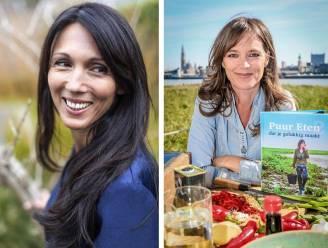 Voedingsgoeroes bekvechten: hier zijn Pascale Naessens en Sandra Bekkari het wel over eens
