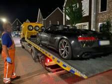Politie spoort 'verduisterde' Duitse sportauto van drie ton op in Veenendaal