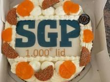 Mijlpaal voor SGP Rijssen-Holten: Meer dan duizend leden
