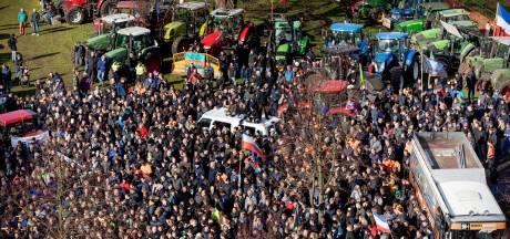 Boeren: 'Extra treinen richting Den Haag op dag van demonstratie'. NS: 'We rijden volgens gewone dienstregeling'
