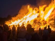 Traditie van paasvuren dreigt in rook op te gaan in Dalfsen