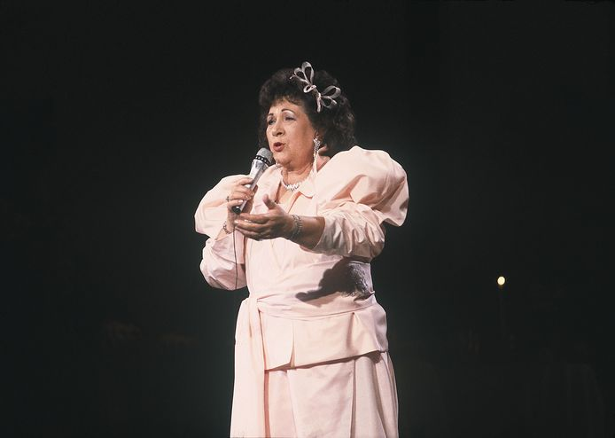 In haar geboorteplaats Leiden opent vrijdag een tijdelijk museumpje over de Zangeres zonder Naam, Mary Servaes-Bey (1919-1998).