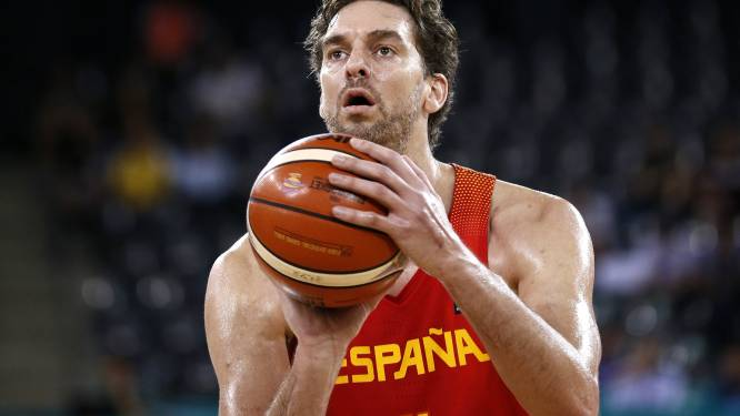 Spaans basketicoon Pau Gasol zet punt achter carrière