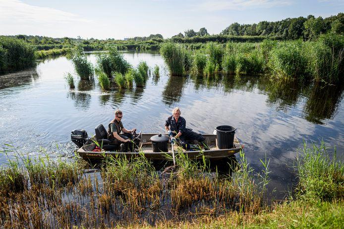 Kristalbad tussen Enschede en Hengelo is een voordeel van de projecten voor waterberging die waterschap Vechtstromen in de voorbije jaren heeft gerealiseerd om wateroverlast te voorkomen.