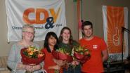 Aletheia De Guzman is nieuwe CD&V-afdelingsvoorzitter