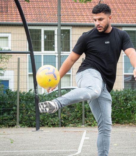 Ooit een talentvolle aanvaller bij Feyenoord, nu na blessureleed ook blij bij TSC: 'Ik kon mezelf niet aankijken in de spiegel'