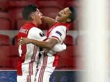 Neres stelt tegen Lille ticket van 1,1 miljoen euro veilig voor Ajax