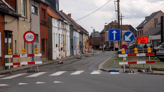 Werken Serskampsteenweg tot maart 2022 met omleiding via Schellebelle