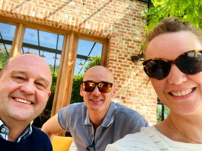 Luck en Sofie hadden onlangs Stefan Everts te gast voor hun podcast.