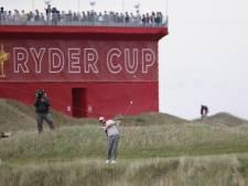 Golfers VS ruim aan de leiding na tweede dag Ryder Cup