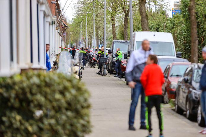 Bij de steekpartij aan de West-Sidelinge in Overschie raakte een 15-jarige jongen zwaargewond.
