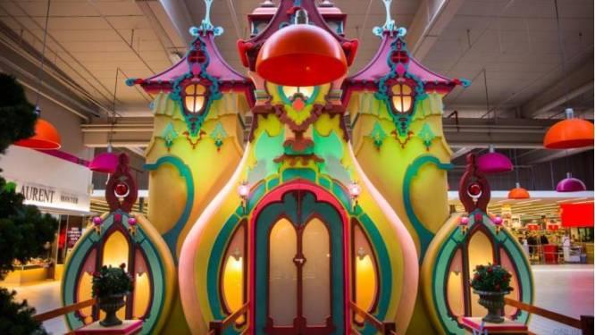Van podium in Tomorrowlandstijl tot pompoenkoets: VH Auctions veilt inboedel van failliete decorbouwer Phixion uit Beerse