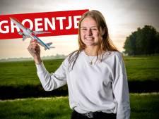 Amy (17) droomt van carrière als piloot: 'Het wordt een hele uitdaging om er tussen te komen'