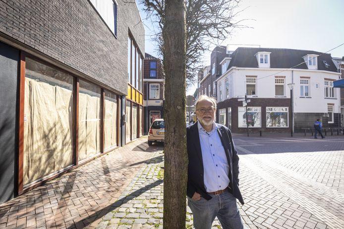 """Paul Moers: ,,Winkelstraten versterven in hoog tempo. Op korte termijn sluiten er 5.000 winkels."""""""