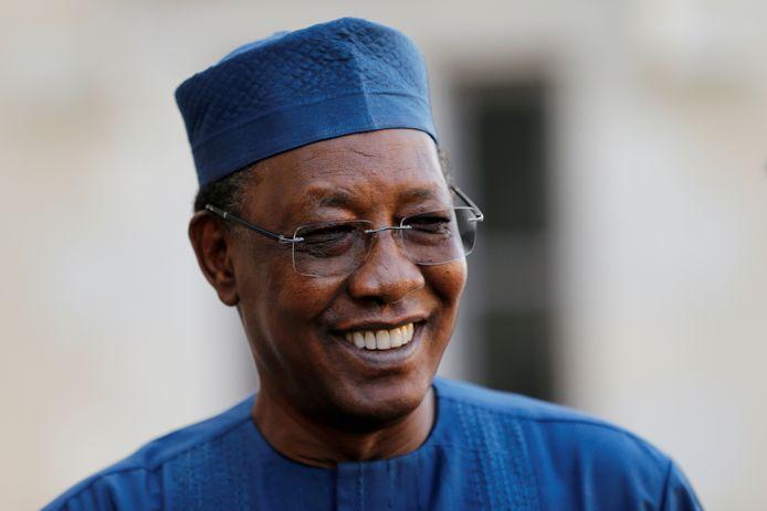 President Idriss Déby.