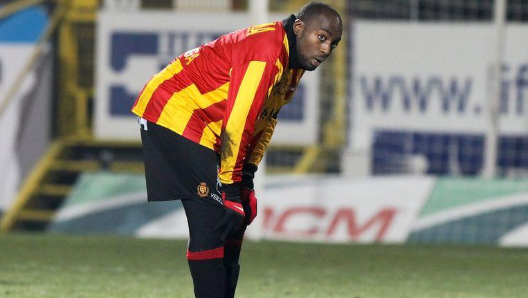 Mununga heeft er al een KV Mechelen-verleden opzitten. Beeld BELGA