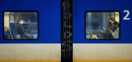Opgelet: urenlang geen treinen tussen Utrecht Overvecht en Hilversum door aanrijding