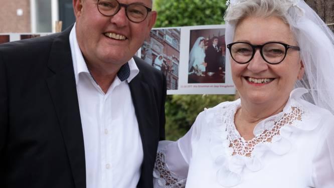 170 meter bruidsfoto's voor jarig stadhuis: 'Klundert heeft altijd originele ideëen'