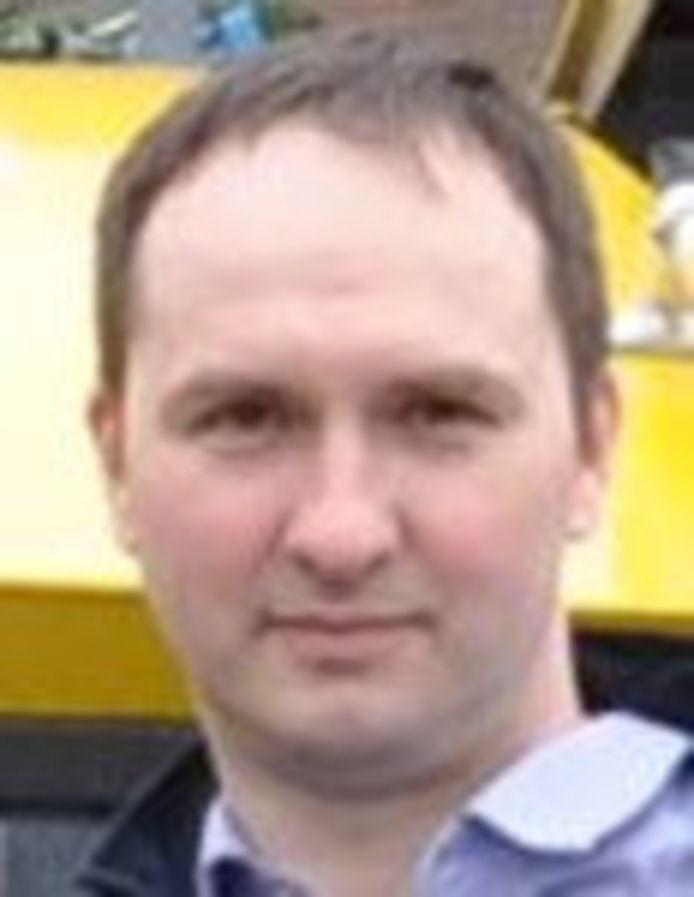 Aleksei Morenets, een van de vier Russische inlichtingenofficieren die wordt verdacht van het hacken van verschillende organisaties zoals de OPCW en WADA. Morenets werd samen met drie anderen Nederland uitgezet.
