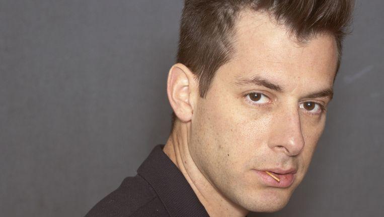 Producer en componist Mark Ronson Beeld Daniel Cohen