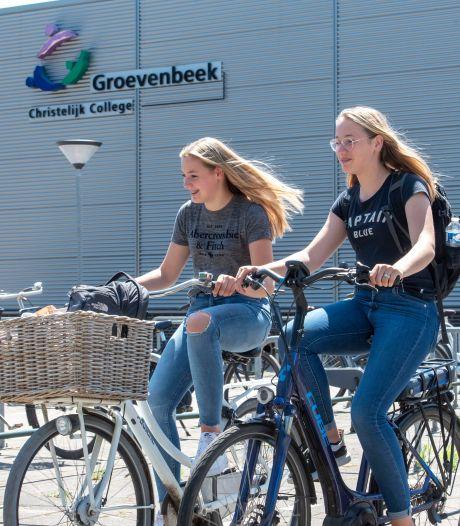 Domstedeling moet 66.000 euro betalen voor het stelen van Ipads en laptops uit Groevenbeek College