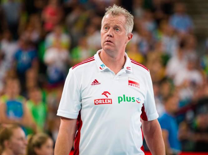"""Franse topvolleyballer beschuldigt Poolse bondscoach Vital Heynen van racisme, Limburger ontkent in alle talen: """"Heb dat woord nog nooit gebruikt"""""""