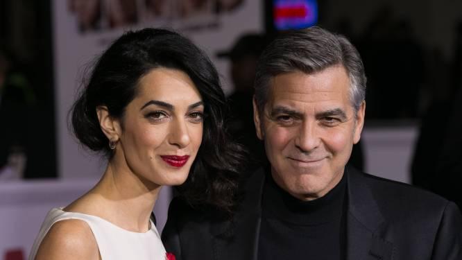 """""""George en Amal Clooney opnieuw in verwachting"""""""