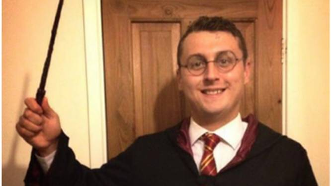 Ontmoet de man wiens echte naam Harry Potter is