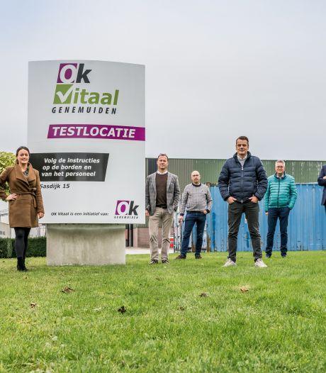 Besmettingen schieten omhoog in Genemuiden, GGD opent teststraat: 'Grote kans dat het Britse variant is'