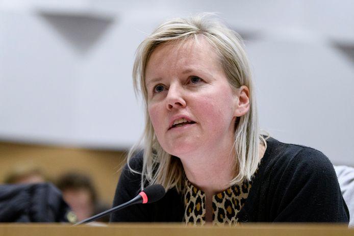 Kamerlid Katja Gabriëls (Open Vld).