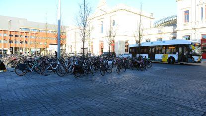138 fietsen geruimd op Martelarenplein