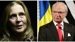 """Zweedse koning waarschuwt leden Academie: """"Neem uw verantwoordelijkheid"""""""