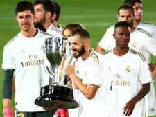 Courtois-Ramos-Benzema, le trio gagnant