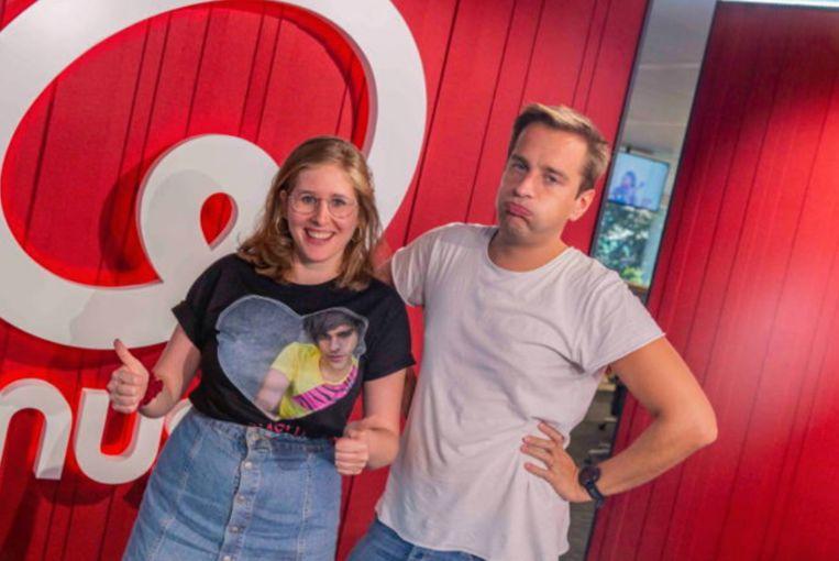 Inge De Vogelaere en Sam De Bruyn