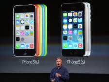 """""""Low cost"""" et champagne pour renouveler l'iPhone"""