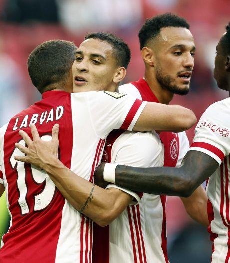 Zes van de tien beste eredivisiespelers in FIFA 21 spelen voor Ajax