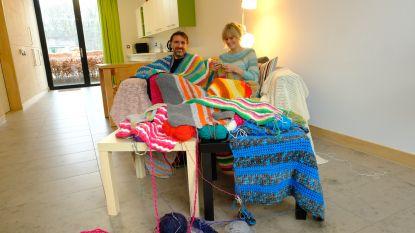 Haak mee aan 's werelds grootste én warmste deken