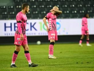 Charleroi laat zich verrassen door Eupen en laat na om Club bij te benen aan kop