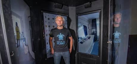 Eerst in Oeganda, nu ook in Den Haag: Tim wil buren samenbrengen met virtual reality