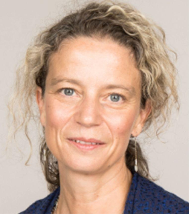 Ans De Vos (Antwerp Management School). Beeld