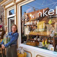 Susan Pooye bij De Winkel.